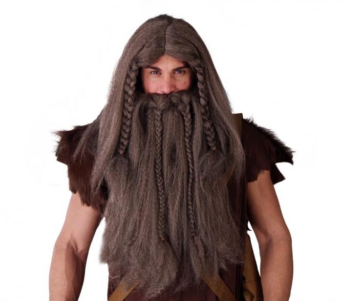 Peruca si Barba Viking [0]