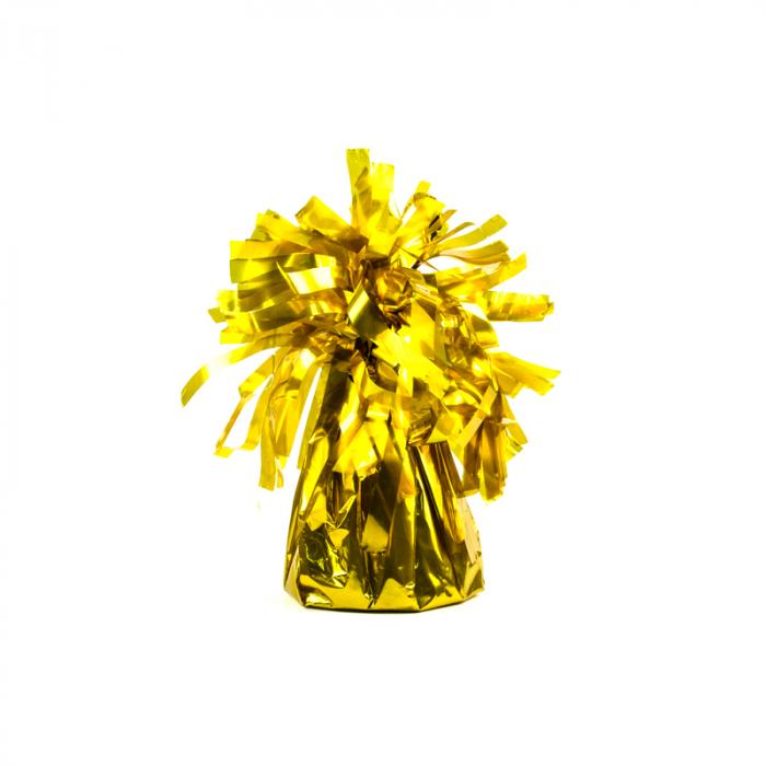 Greutate Baloane, Auriu, 7 cm [0]