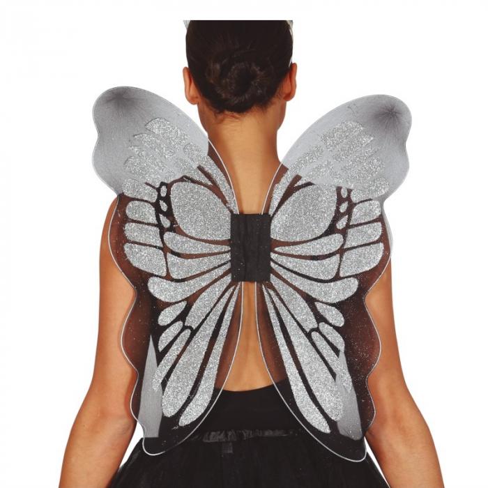 Aripi Fluture, Argintiu [0]
