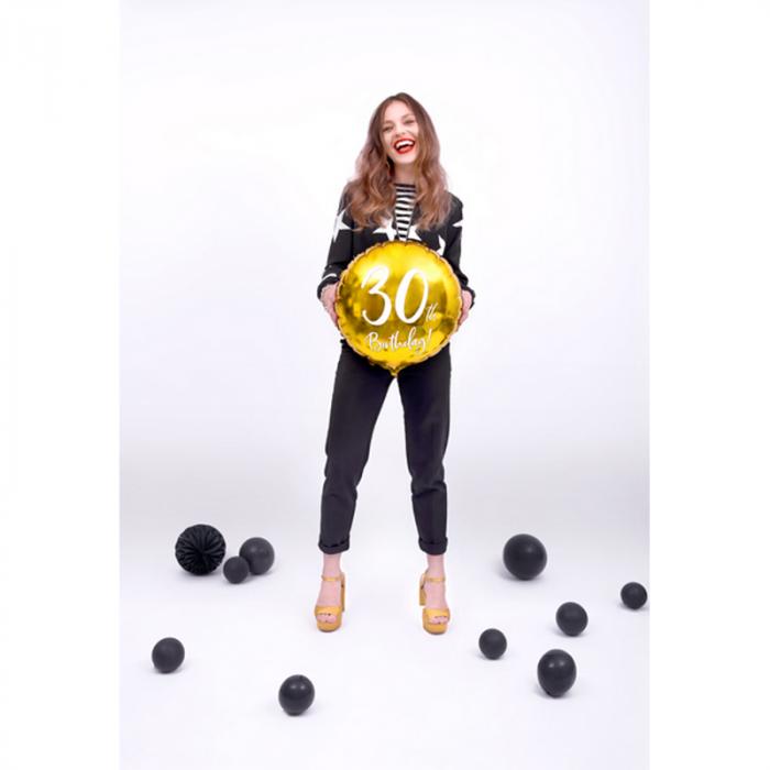 Balon Folie 30 ani - 45 cm 5