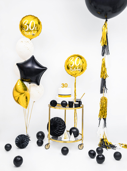 Balon Folie 50 ani - 45 cm 7