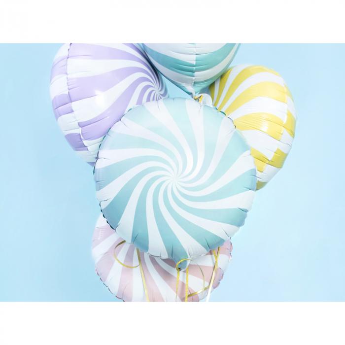 Balon Folie Acadea, Albastru - 45 cm 1