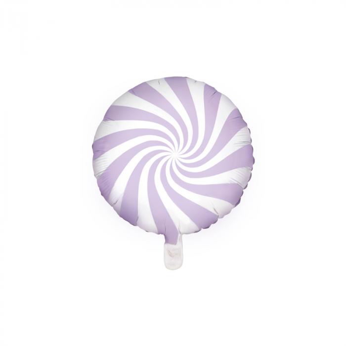 Balon Folie Acadea, Mov - 45 cm [0]