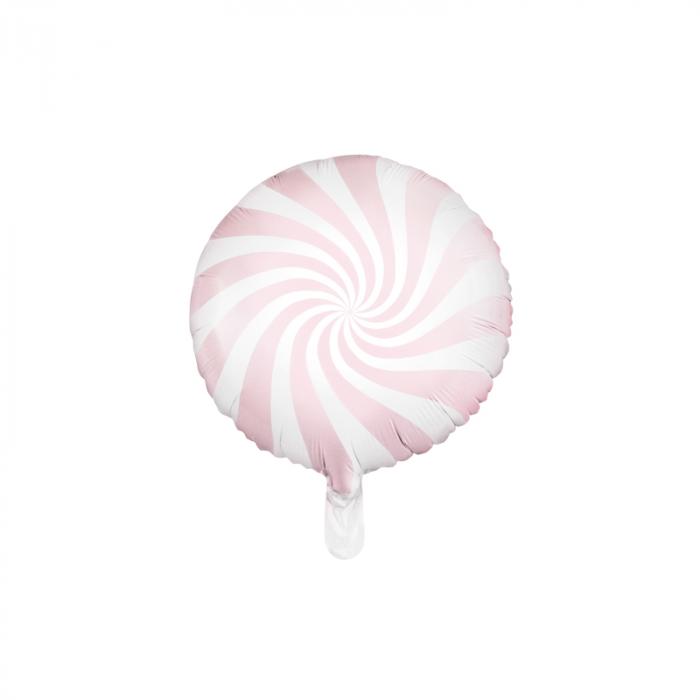 Balon Folie Acadea, Roz - 45 cm [0]