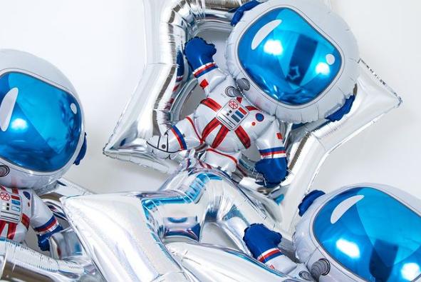Balon Folie Astronaut - 91 cm 1