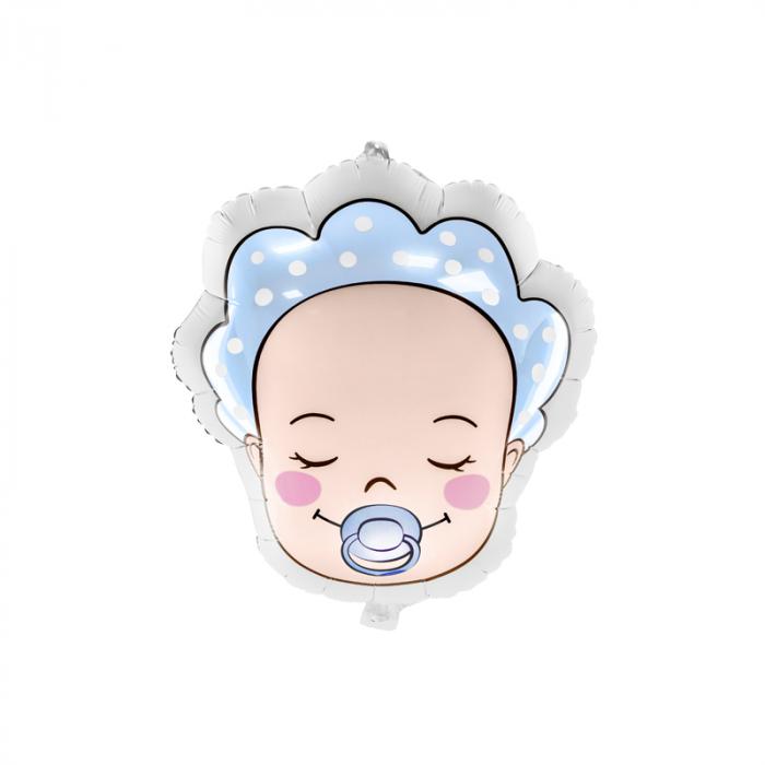 Balon Folie Baby Boy - 40x45 cm [0]