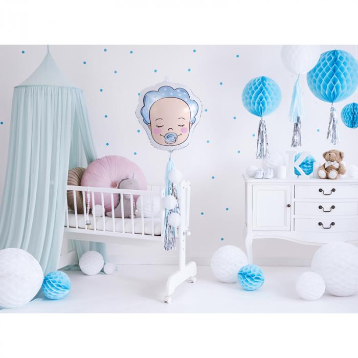 Balon Folie Baby Boy - 40x45 cm [3]