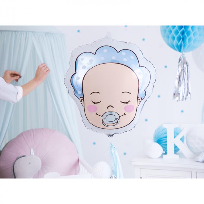 Balon Folie Baby Boy - 40x45 cm [2]