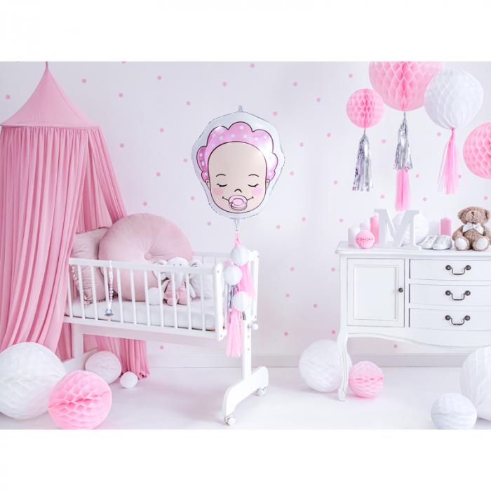 Balon Folie Baby Girl, 40x45cm 2
