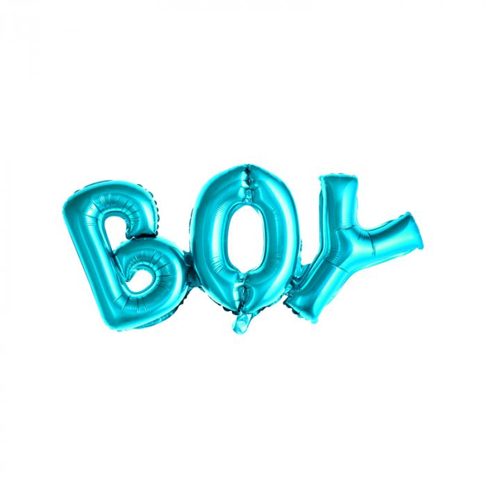 Balon Folie Boy, Albastru - 67x29 cm 0
