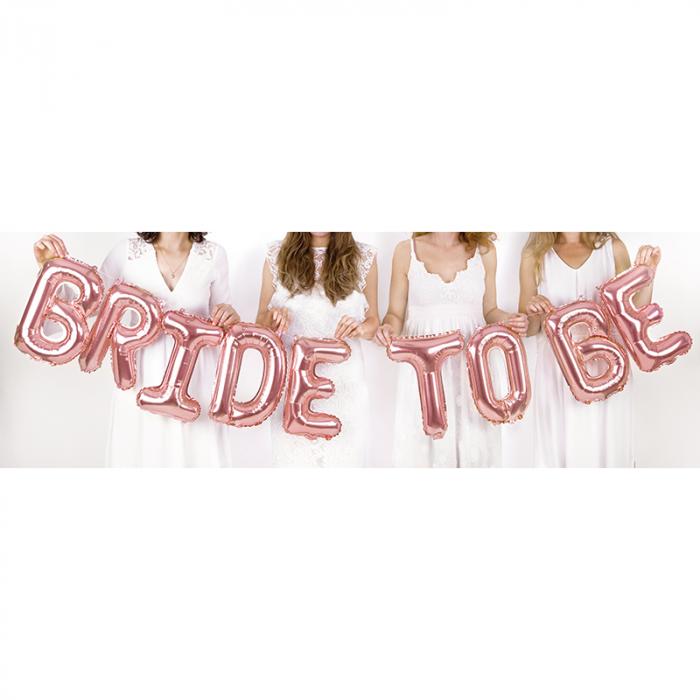 Balon Folie Bride To Be - 340x35 cm 1