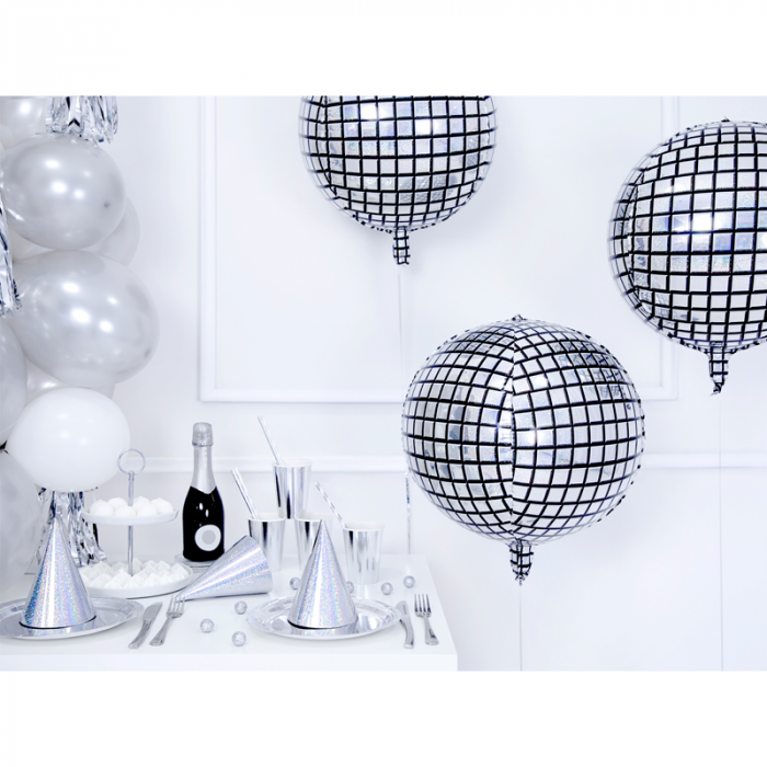 Balon Folie Disco Ball - 40 cm 1