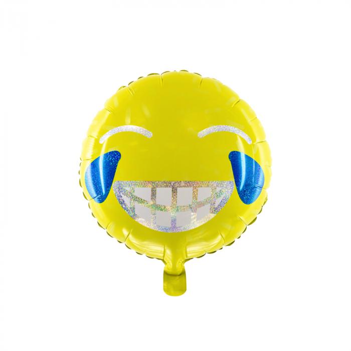 Balon Folie Emoji Smile - 45 cm [0]