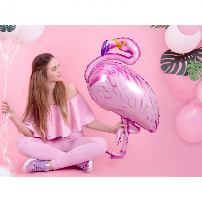 Balon Folie Flamingo - 70x121 cm 1