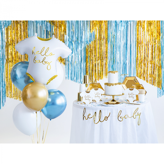 Balon Folie Hello Baby - 51x45 cm 2
