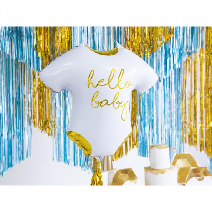 Balon Folie Hello Baby - 51x45 cm 1