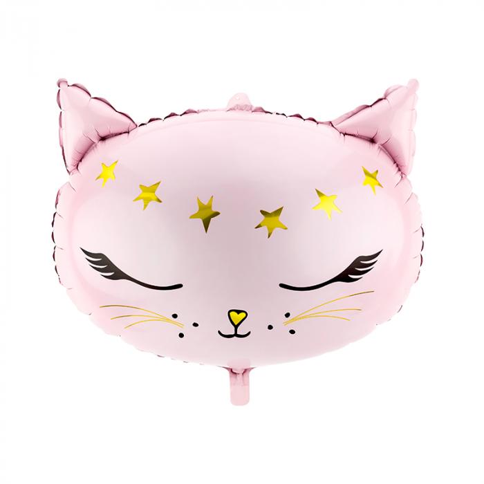Balon Folie Pisica - 48x36 cm 0