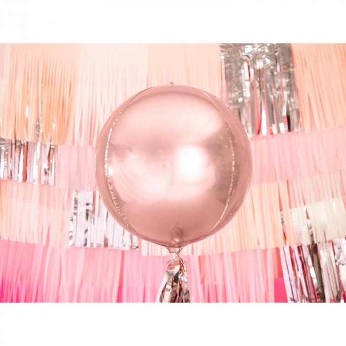 Balon Folie Rose Gold - 40 cm 1
