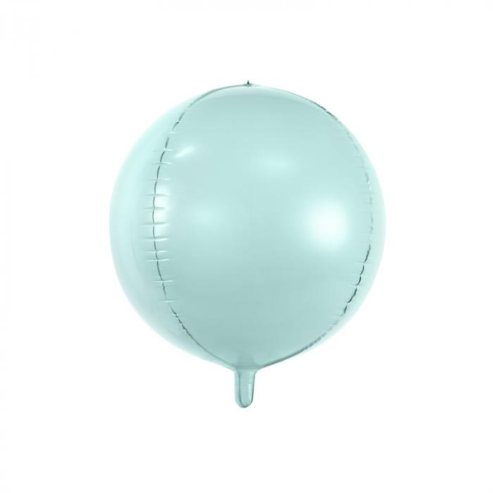 Balon Folie Sfera, Verde Menta - 40 cm [0]