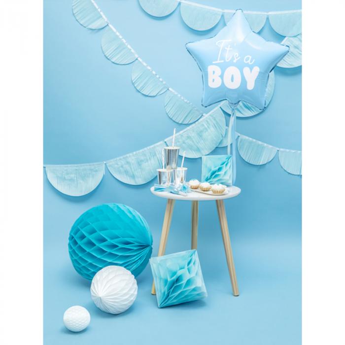 Balon Folie Stea, It's a Boy - 48 cm 2