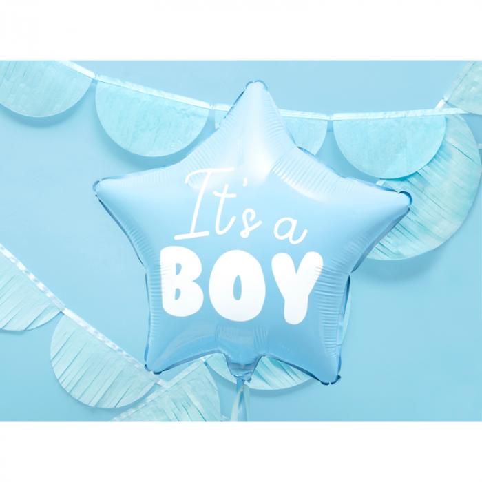 Balon Folie Stea, It's a Boy - 48 cm 1