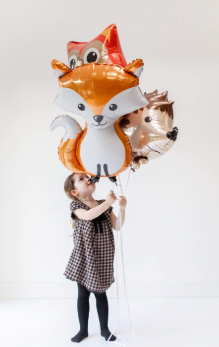 Balon Folie Vulpe - 91 cm [2]