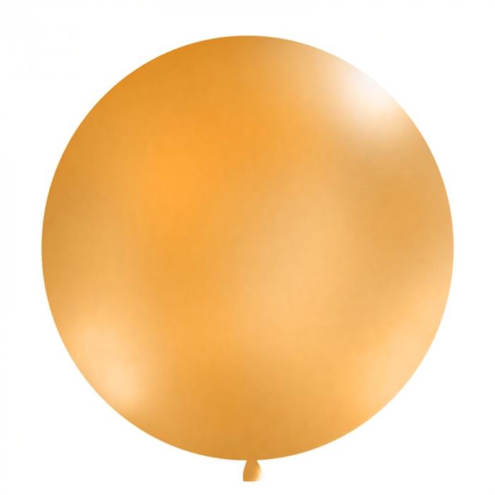 Balon Jumbo Portocaliu - 100 cm [0]