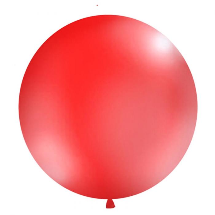 Balon Jumbo Rosu - 100 cm [0]