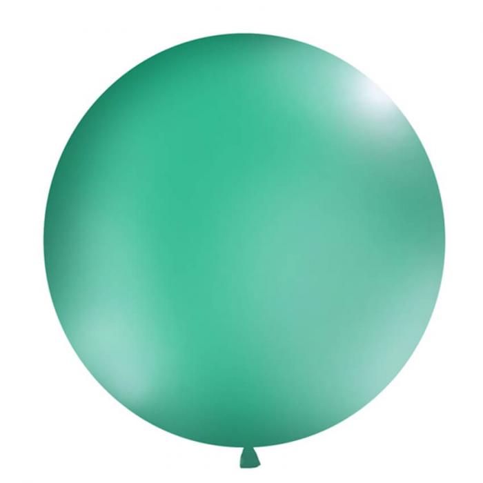Balon Jumbo Verde Deschis - 100 cm [0]
