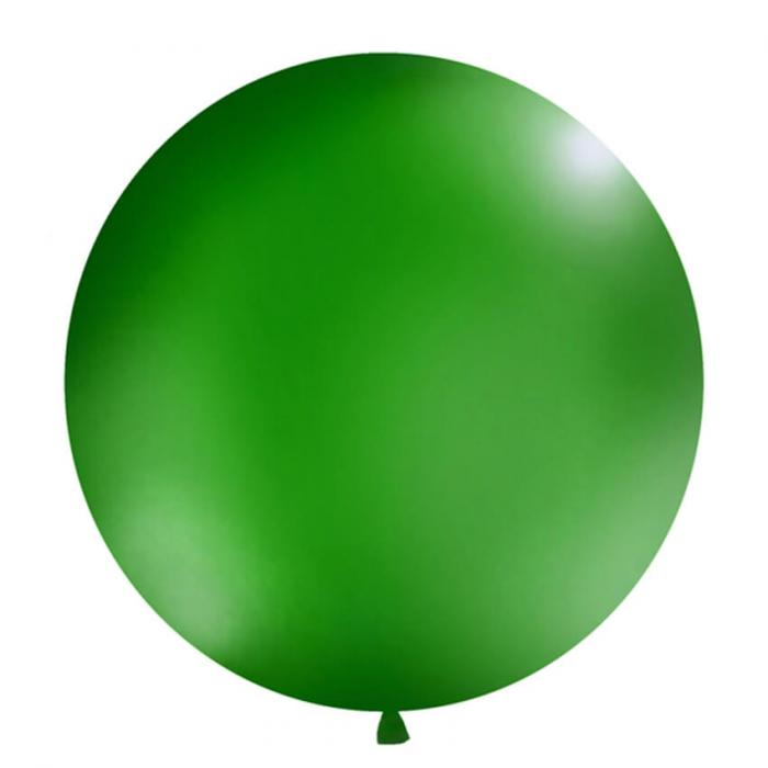 Balon Jumbo Verde Inchis - 100 cm 0