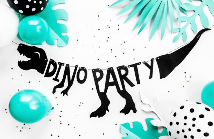 Banner Dinozaur, Dino Party [1]