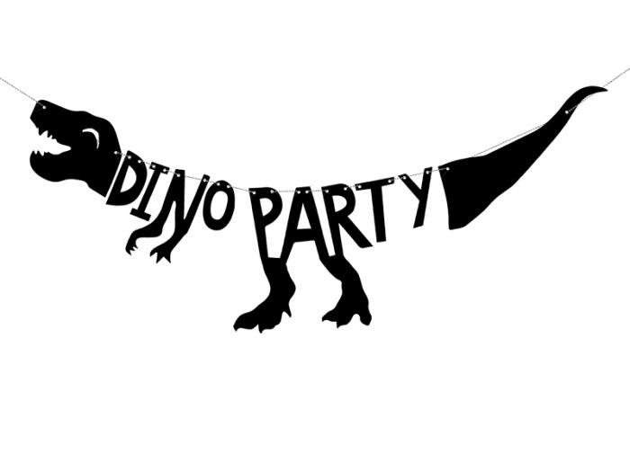 Banner Dinozaur, Dino Party [0]