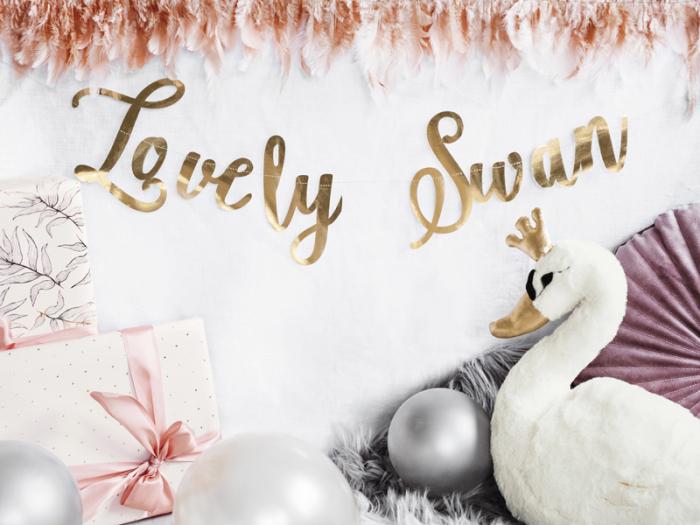 Banner Lovely Swan 1