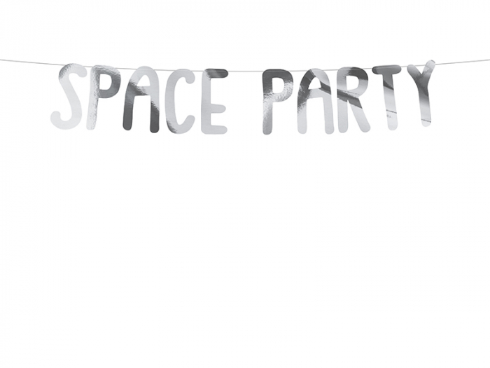 Banner Space Party [0]