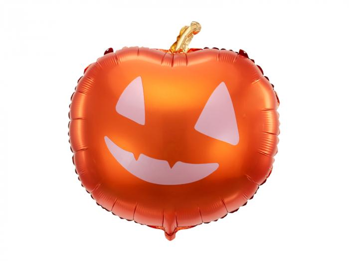 Balon Folie Dovleac Halloween - 40x40 cm [0]