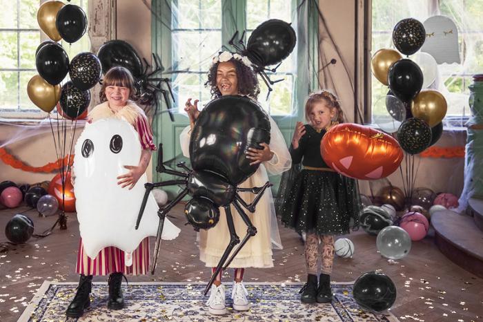 Balon Folie Dovleac Halloween - 40x40 cm [3]