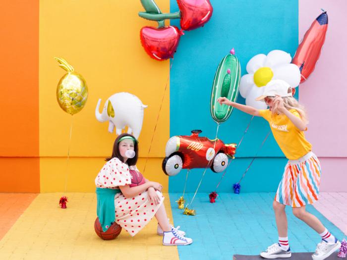Balon Folie Masinuta - 93 cm [5]