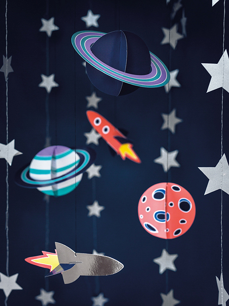 Ghirlanda Space Party 2
