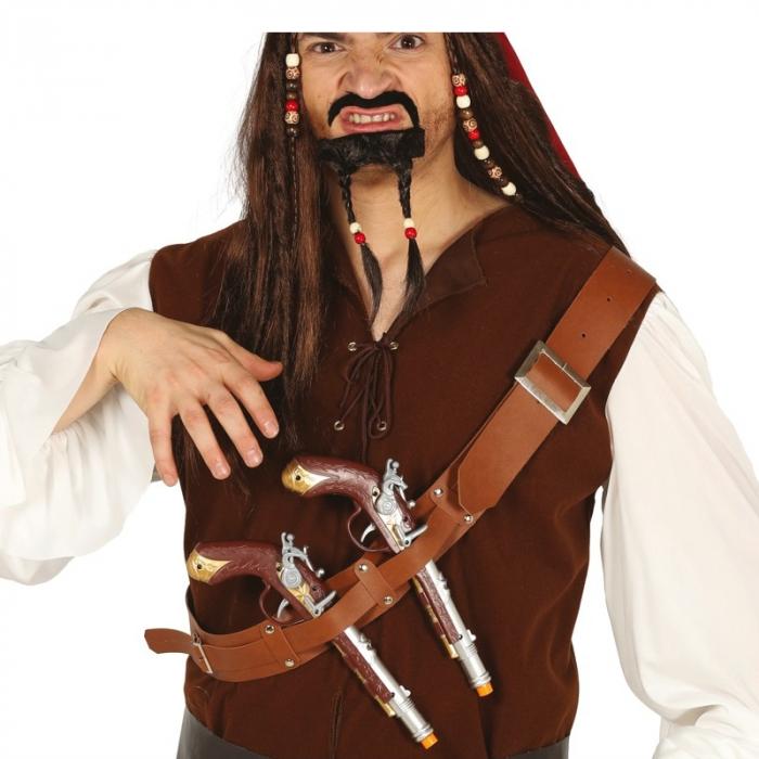 Centura Pirat cu doua pistoale [0]