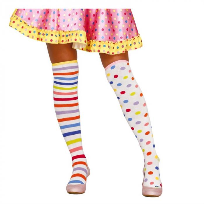 Ciorapi Clown Adulti 0