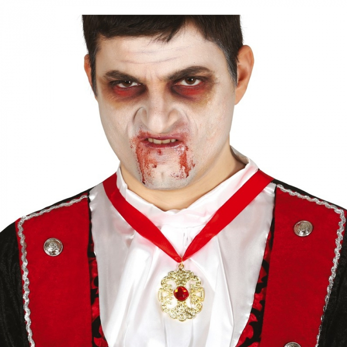 Colier Auriu Dracula 0