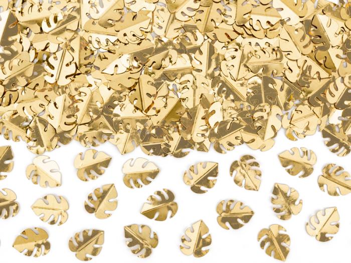 Confetti Frunze Aurii [0]