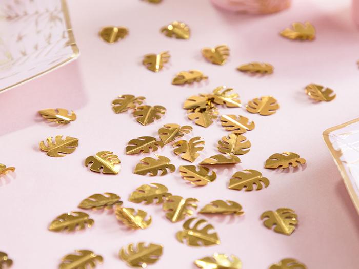 Confetti Frunze Aurii [1]