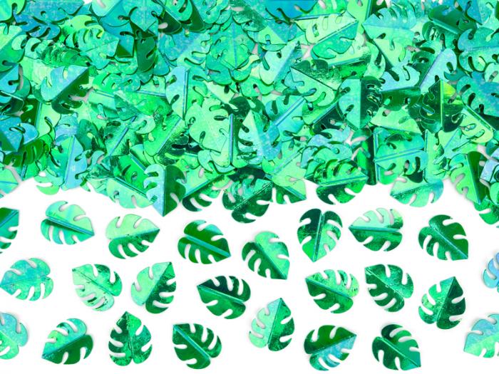 Confetti Frunze Verzi [0]