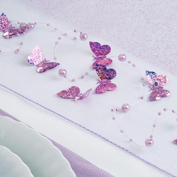 Confetti holografice, fluturi [4]