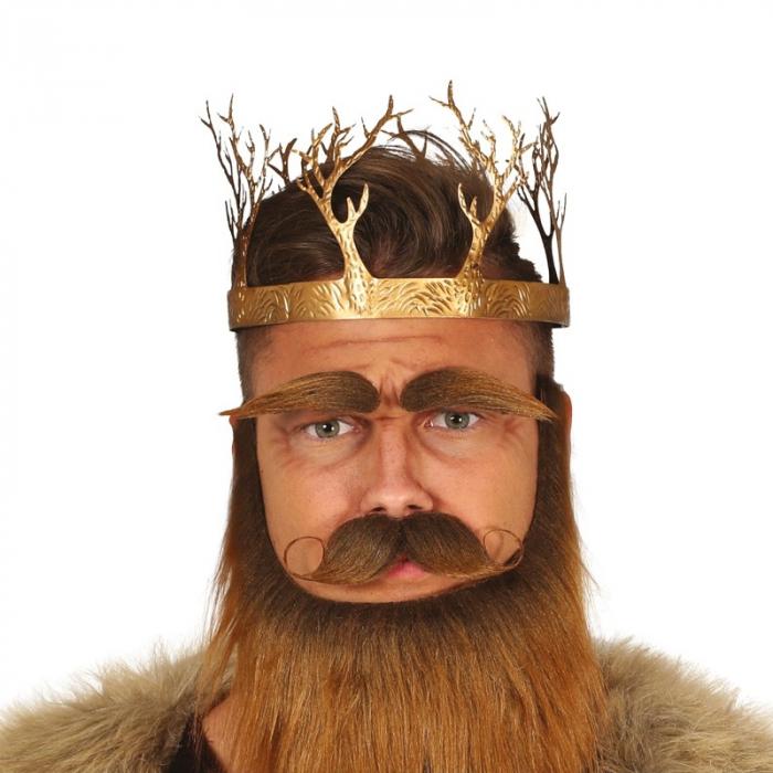 Coroana Metalica Rege Medieval [0]