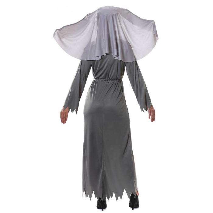 Costum Calugarita Horror - marimea L 1