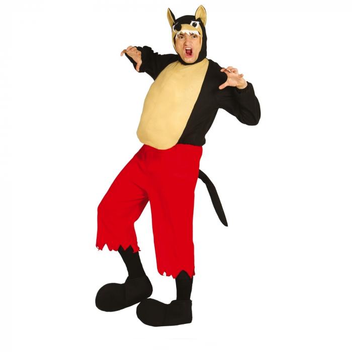Costum de lup - marime universala 0