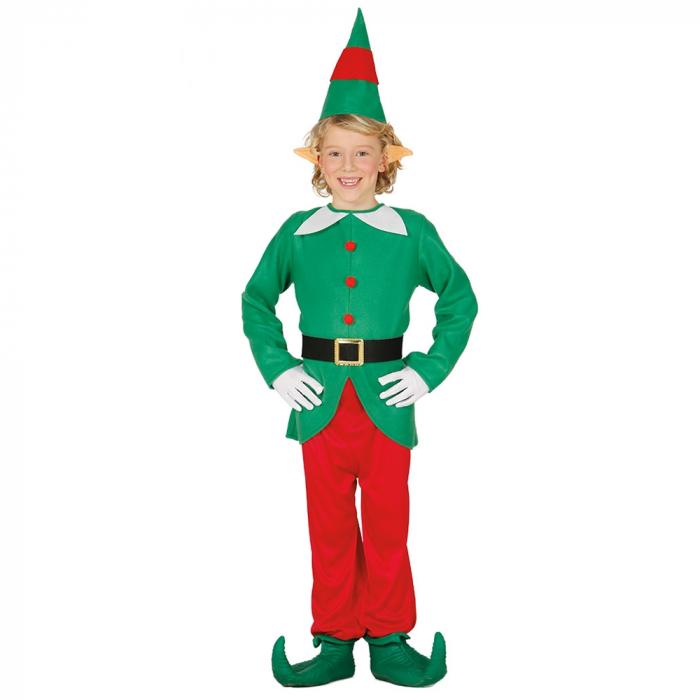 Costum Elf, 5-6 ani [0]