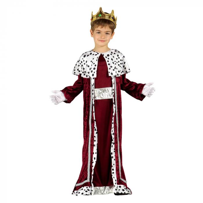 Costum Mag Rosu 7 -9 ani [0]